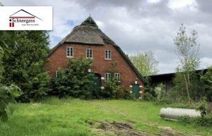 Read more about the article AFA 12 % 2020 Einmaliger historischer Denkmal geschützter Resthof – Nähe Bremen