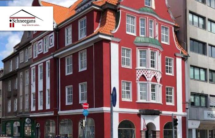 Ihr neues Restaurant in historischem Altbau.