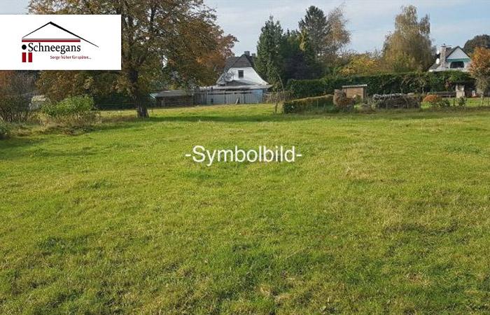 Einmaliges Baugrundstück. Vollerschlossenes Grundstück nähe Stellingen Zentrum.